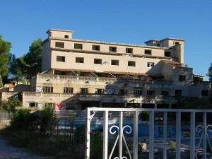 L'Hôtel en 2010 ...